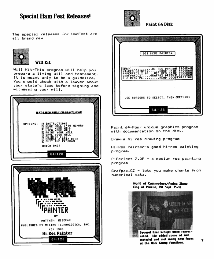 October 1990 MCU Magazine Page 7